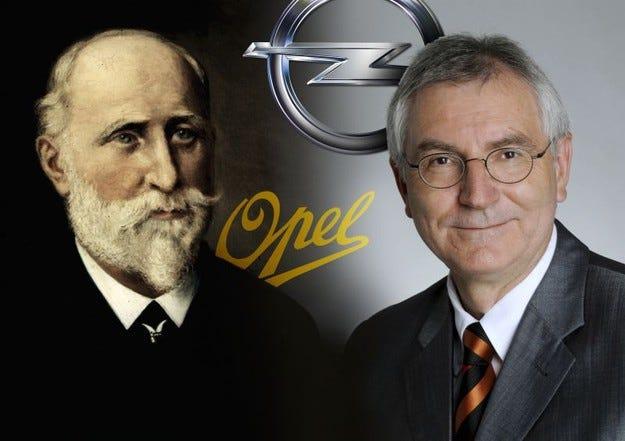 110 години Opel