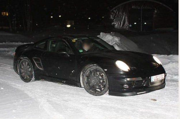 Porsche 911-998