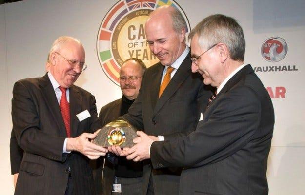 Opel Insignia награждаване