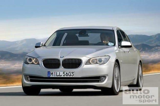 BMW 5 & BMW 6