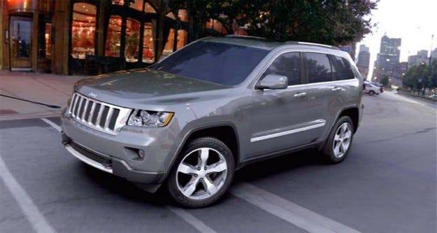Chrysler 300 & Jeep Grand Cherokee