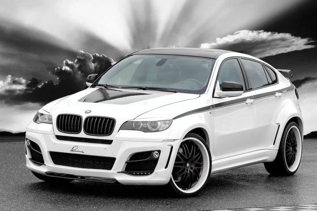 Lumma Design BMW CLR X 650 GT