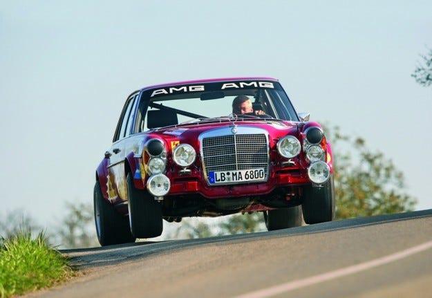 Mercedes 300 SEL AMG