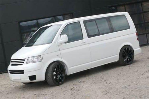 Th2 Biturbo VW Multivan T5
