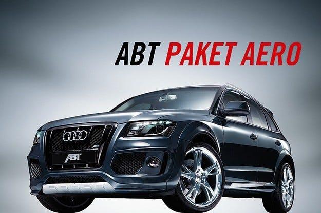ABT Sportsline Audi Q5