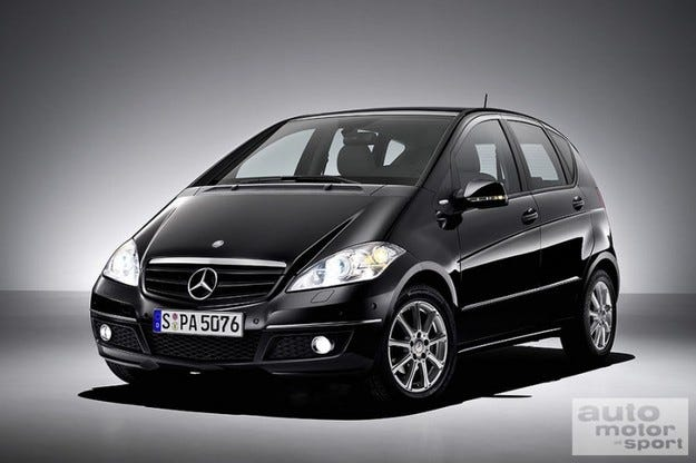 Mercedes A-класа Special Edition 2009