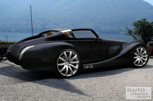 Morgan Aero Supersport