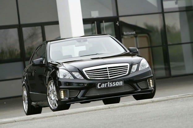 Carlsson Mercedes E-класа