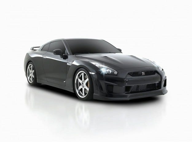 Ventross Nissan GT-R