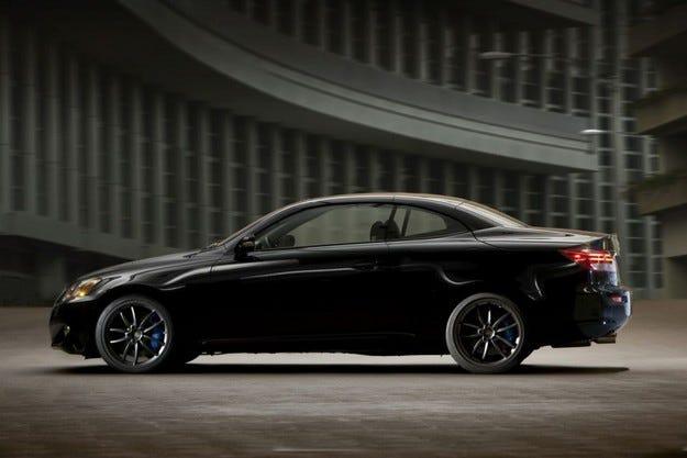 Lexus IS Convertible F-Sport