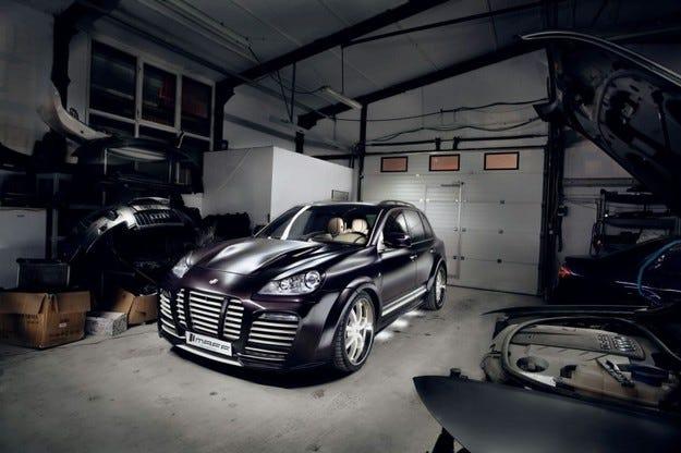 Porsche Cayenne Muron