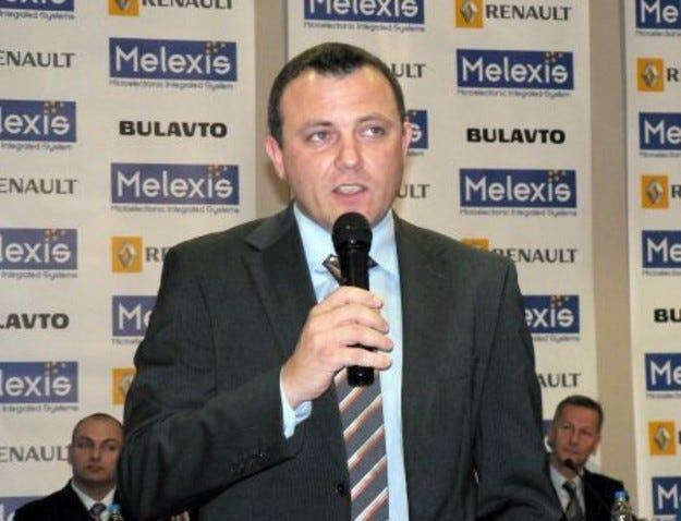 Melexis Renault Team