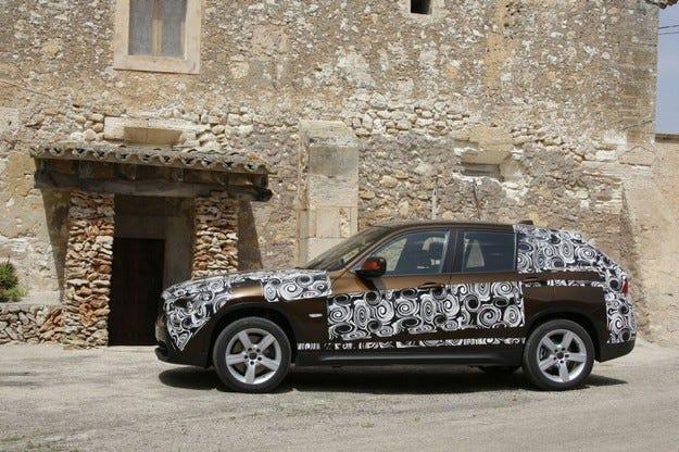 BMW X1 медиен тест