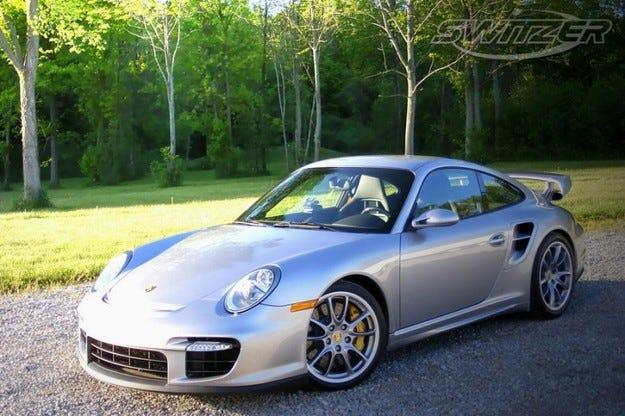 Switzer Porsche 911 GT2