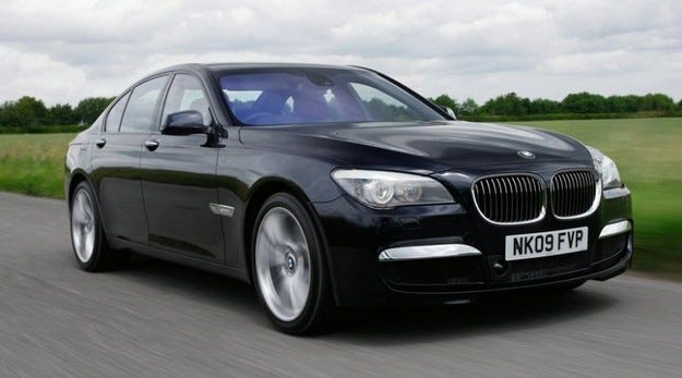 BMW 7 М-sport
