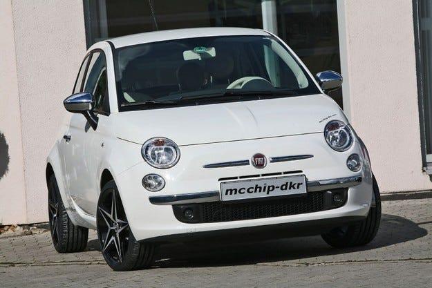 Mcchip Fiat 500