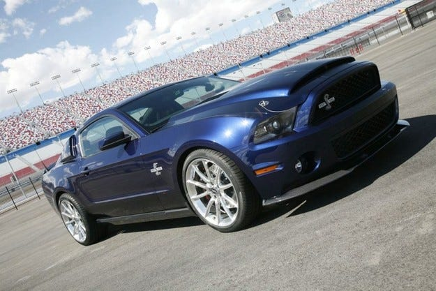 Ford Shelby GT500 Super Snake