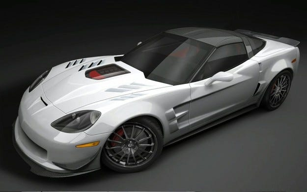 Hennessey ZR700 Limited Edition