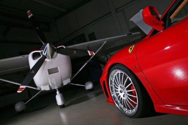 INDEN-Design Ferrari F430 Spider