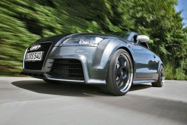 Mcchip Audi TT RS