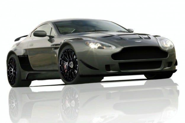 Aston Martin LMV/R