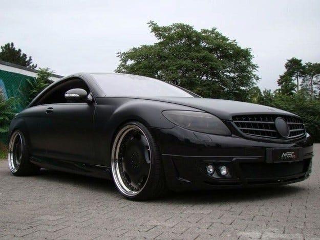 MEC Mercedes-Benz CL