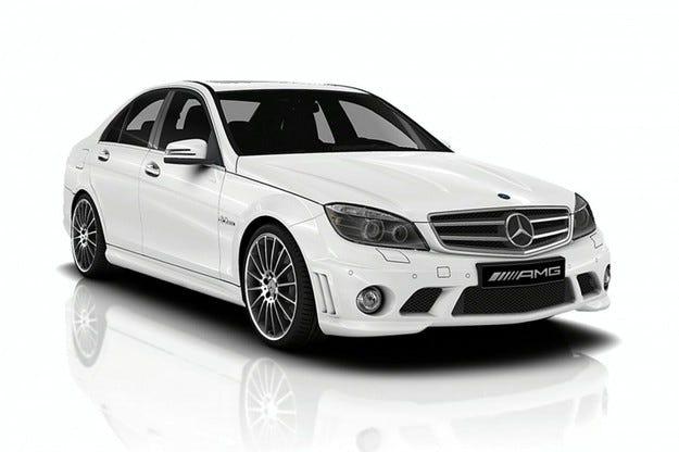 Mercedes C 63 AMG Edition 63