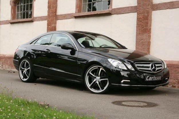 Carlsson Mercedes E-класа Coupe