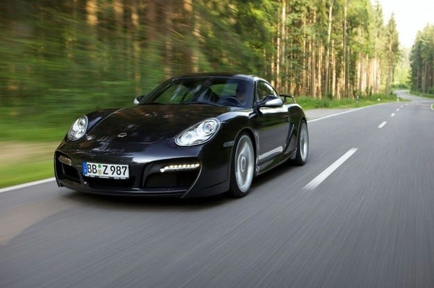 TechArt Porsche Boxster/Cayman