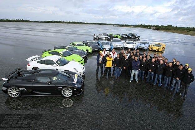 Sport Auto: Кой е най-бързият?