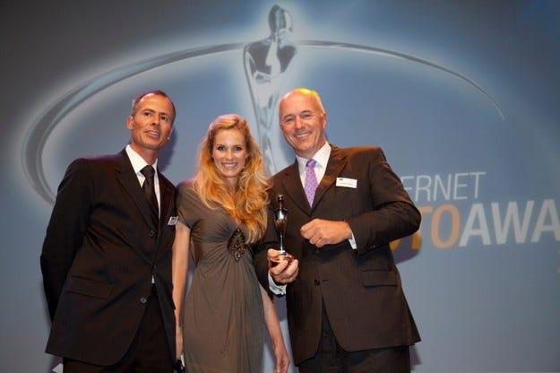 Opel Insignia Internet Auto Award 2009