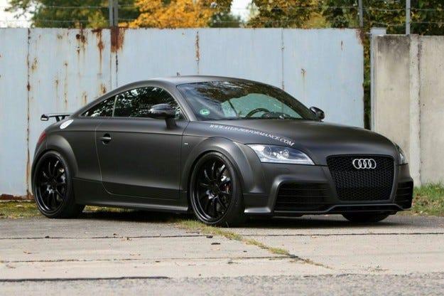 Avus Audi TT RS