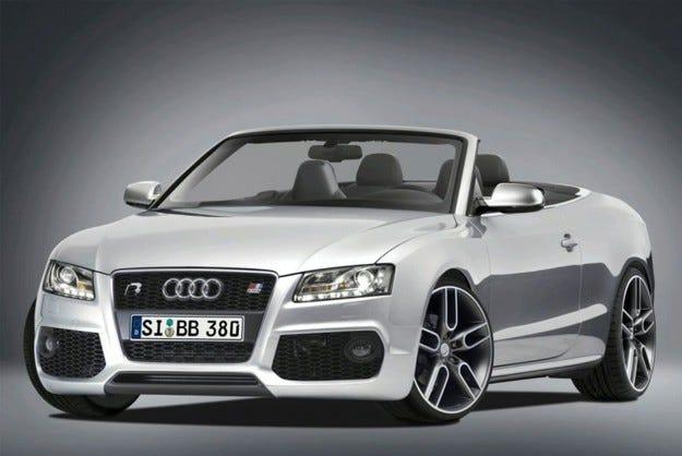 B&B Audi A5 & S5