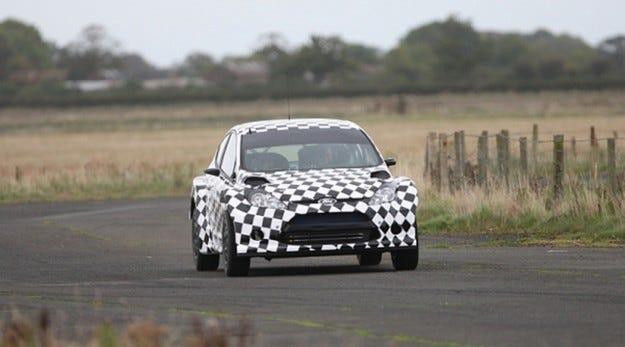 Ford Fiesta S2000