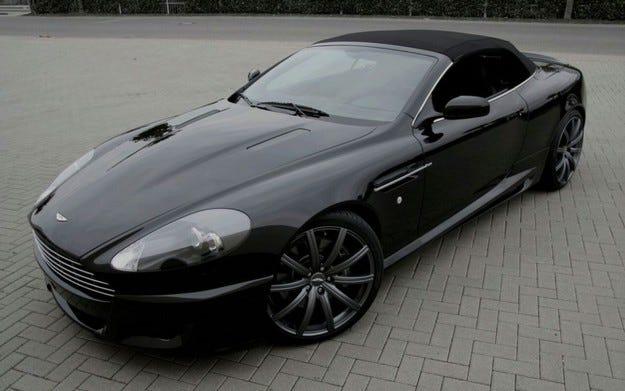 Wheelsandmore Aston Martin DB9