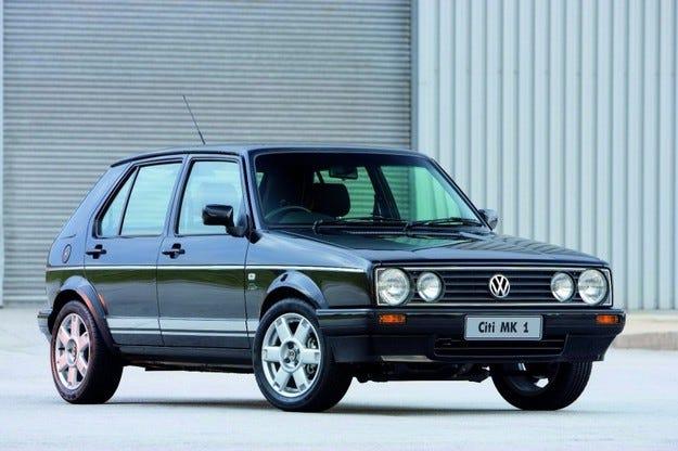 VW Citi Golf