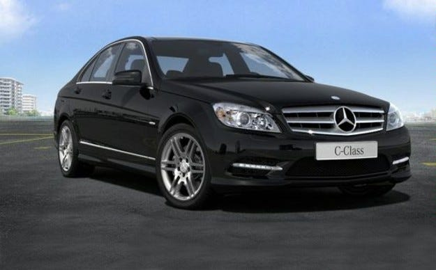 Mercedes C-класа