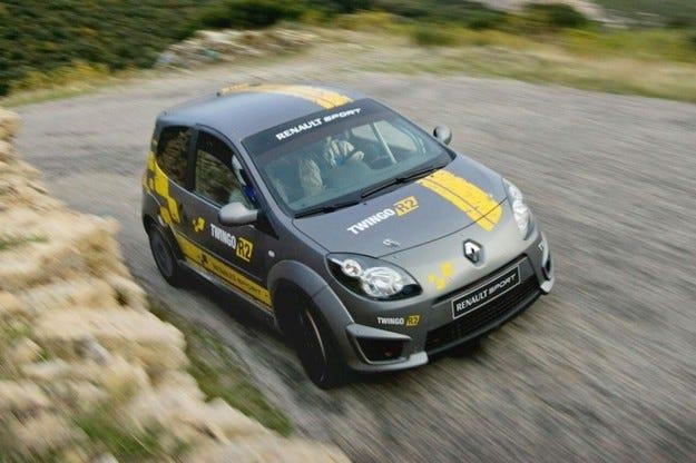 Renault Twingo Renaultsport R2