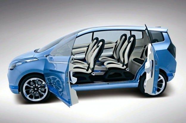 Suzuki R3 Concept