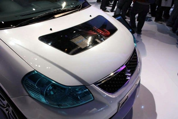 Suzuki SX4 Hybrid