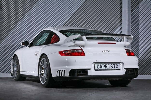 Capristo Porsche 997 GT2