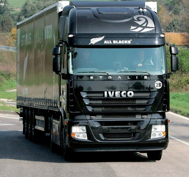 Iveco Stralis AS 440S56 TP