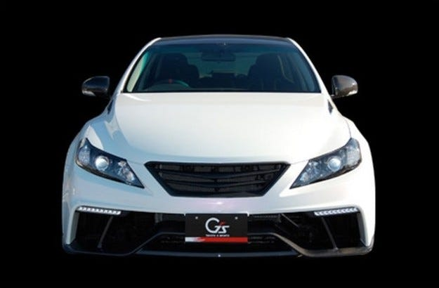 Toyota Mark X G Sports Concept