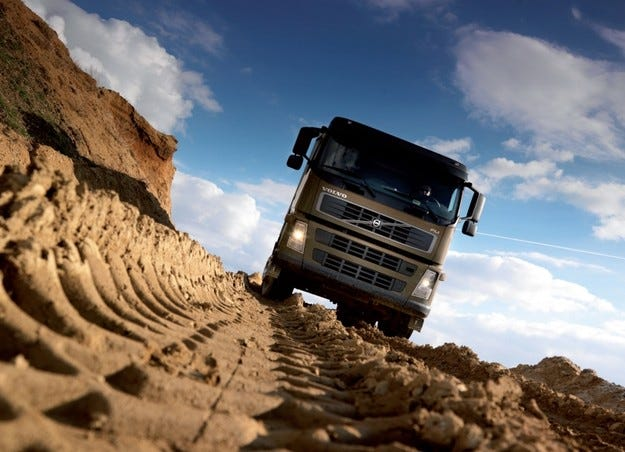 Volvo Trucks Gears