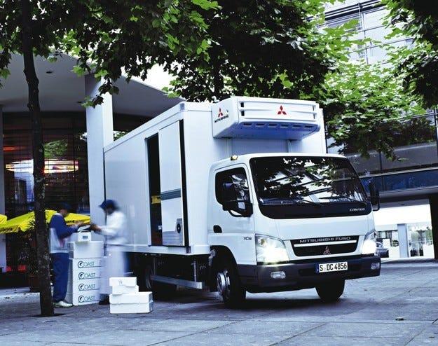 Mitsubishi Fuso Canter 7C15