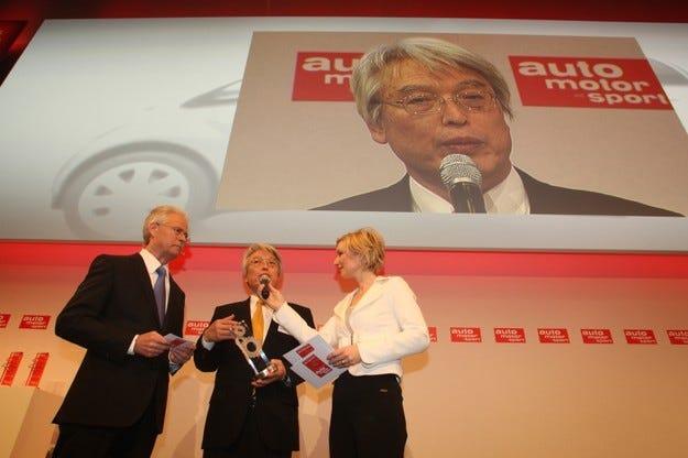 Mitsubishi i-MiEV Paul Pietsch 2010