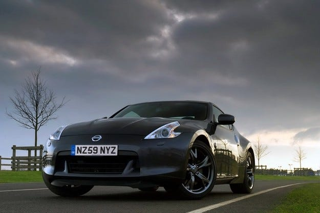 Nissan 370Z Coupe Black Edition