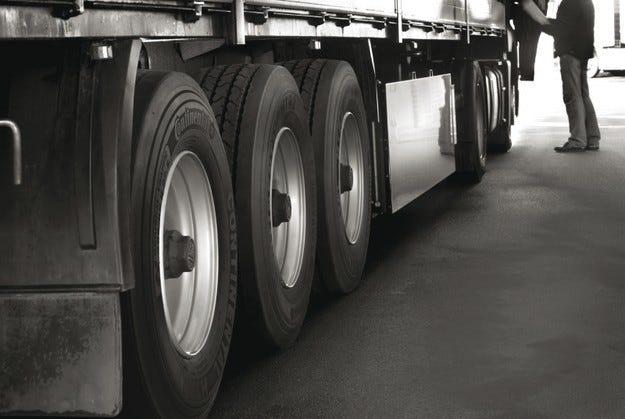 Нови гуми Continental