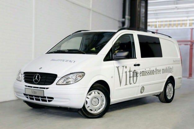 Mercedes-Benz Vito BEV
