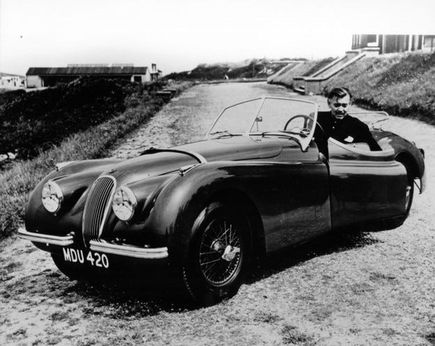 75 години Jaguar
